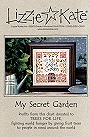 My Secret Garden -- counted cross stitch from Lizzie Kate