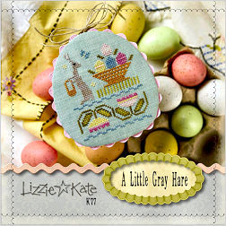 A Little Gray Hare Limited Edition Kit - Click here to see a model photo of the kit