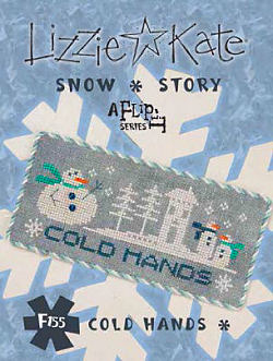 F155 Cold Hands Snow Story Flip-its