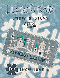 F157 Snow Love Snow Story Flip-it