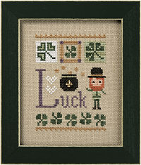 F165 Luck Celebrate with Charm Flip-it