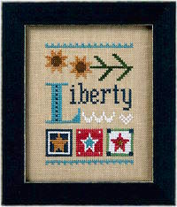 F167 Liberty July 4th Celebrate with Charm Flip-it from Lizzie Kate