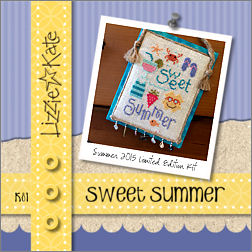K81 Sweet Summer Limited Edition Kit from Lizzie Kate