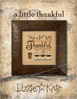 K92 A Little Thankful Kit - Click here to see a model photo of the kit