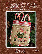 S132 The Elves Did It! Santa '17 Snippet