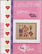 F164 Love Celebrate with Charm Flip-it