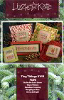#159 Tiny Tidings XVIII Chartpak