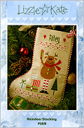 #169 Reindeer Stocking