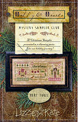 Holly & Hearts Mystery Sampler