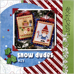 K71 Snow Dudes Kit - Click here to see a model photo of the kit