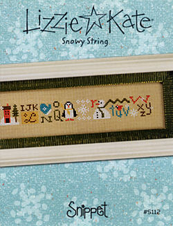S112 Snowy String Snippet -- Click to see our finished model