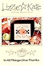 In All Things Give Thanks -- counted cross stitch from Lizzie Kate