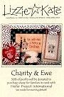 Charity & Ewe -- counted cross stitch from Lizzie Kate