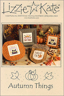 #125 Autumn Things from Lizzie*Kate