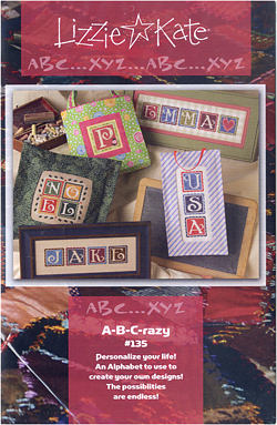 #135 A-B-Crazy from Lizzie Kate