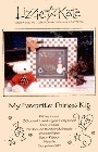 My Favorite Things Kit -- counted cross stitch from Lizzie Kate