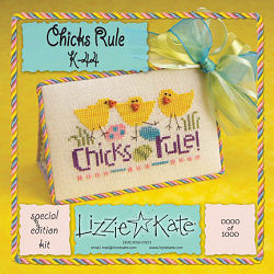 K44 Chicks Rule Limited Edition Kit - Click here to see a model photo of the kit