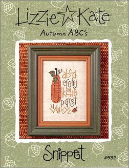 S32 Autumn ABCs from Lizzie Kate