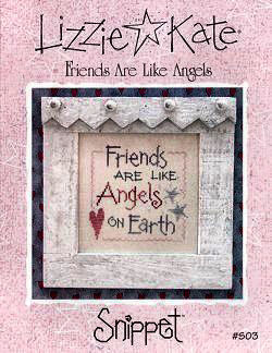 Friends are Like Angels from Lizzie Kate