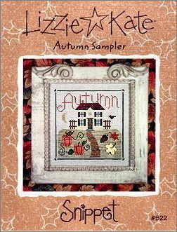 S22 Autumn Sampler from Lizzie Kate