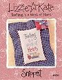 Teaching is a Work of Heart -- counted cross stitch from Lizzie Kate