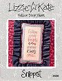 Follow Your Heart -- counted cross stitch from Lizzie Kate